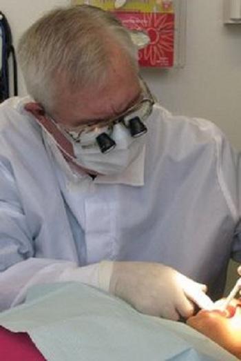 Locum Tenens Dentist Gregory Cole