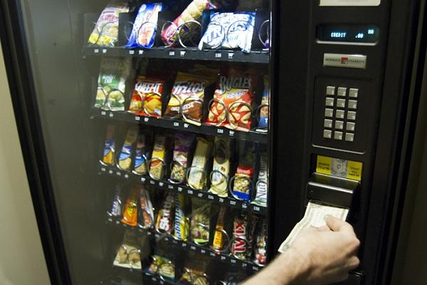 Committee wants Department to ban vending machines in schools