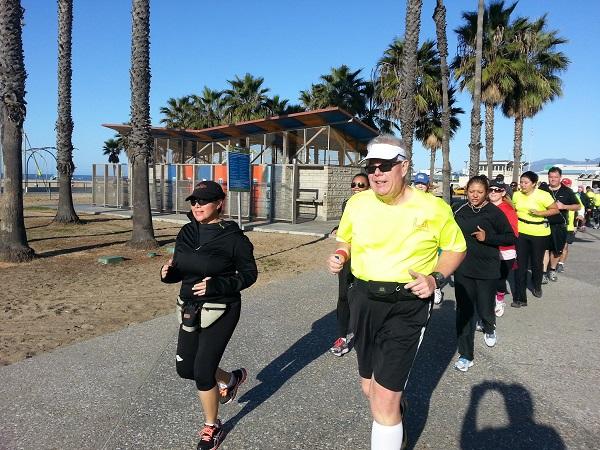 Leading Run Walk 5